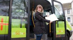 Przewóz osób - wynajem busów
