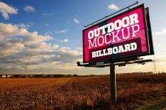 Druk wielkoformatowe - reklama na billboardach