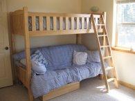 dzieci - łóżko piętrowe